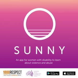 Logo of the Sunny App